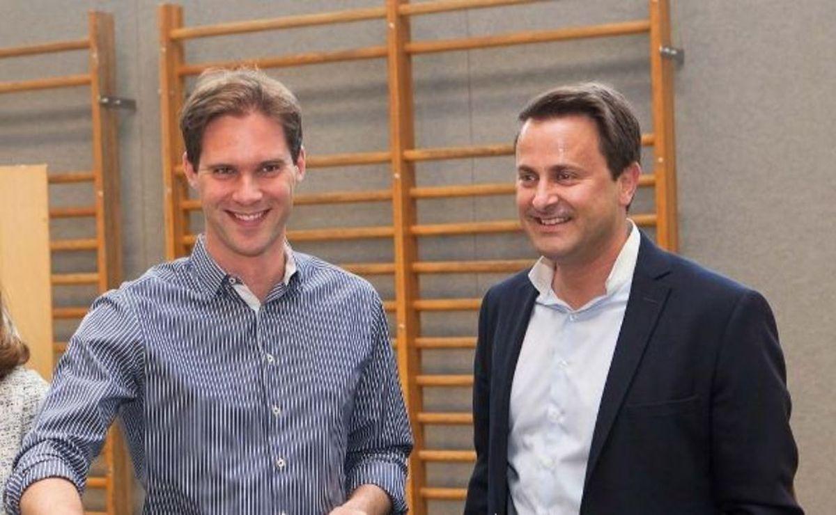 Xavier Bettel e Gauthier Destenay vivem em união de facto desde 2010