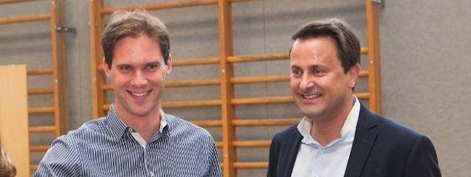 Xavier Bettel et Gauthier Destenay sont pacsés depuis 2010.
