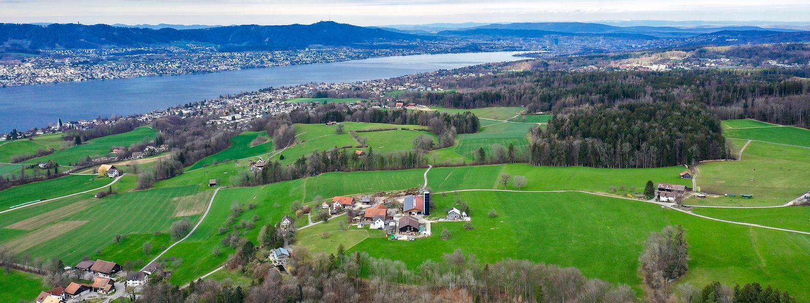 An der Ostseite des Zürichsees, der sogenannten Goldküste, haben sich nicht nur Prominente wie Tina Turner niedergelassen. Hier finden sich auch Entzugskliniken für gut betuchte VIPs.