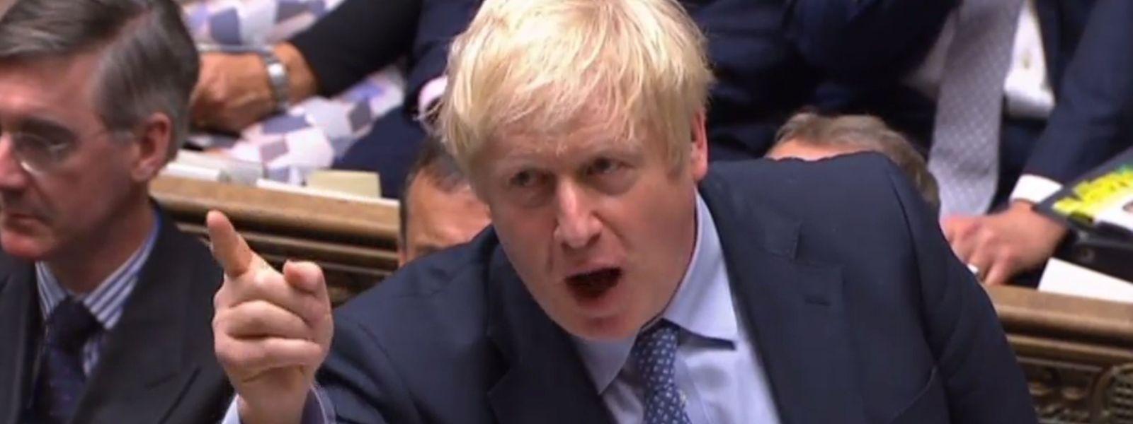 La plupart des éditorialistes britanniques estimaient ce mercredi que Boris Johnson avait «perdu le contrôle» sur le processus du Brexit.