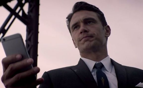 "James Franco will take the lead in ""11.22.63"", a series produced by JJ Abrams and Stephen King"