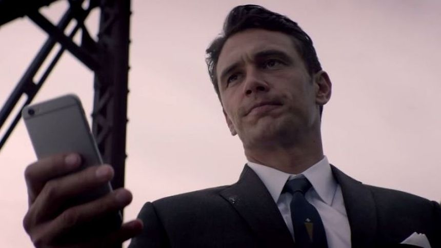 """James Franco will take the lead in """"11.22.63"""", a series produced by JJ Abrams and Stephen King"""