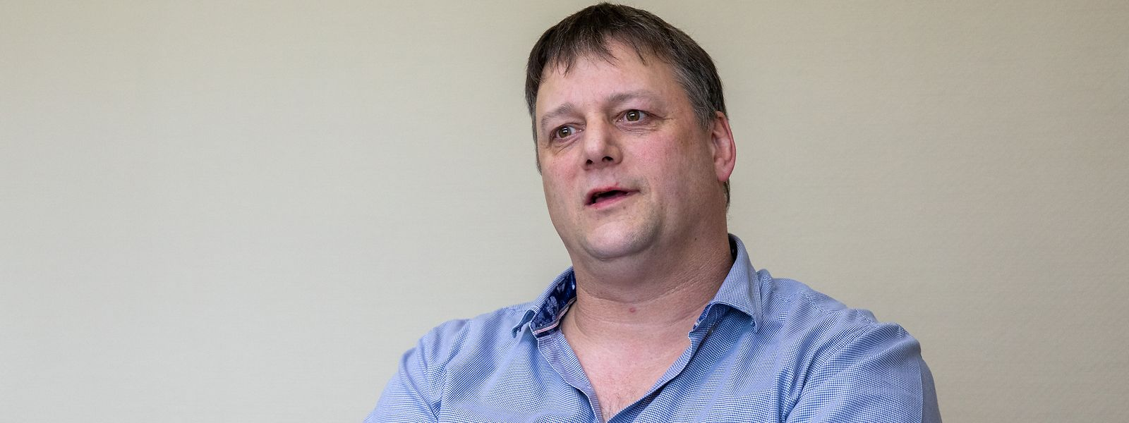 Laienpolitiker Didier Lejeune wurde aus den rund 78.000 Bewohnern der Deutschsprachigen Gemeinschaft Belgiens ausgelost, um im Bürgerrat mitzuarbeiten und mitzuentscheiden.