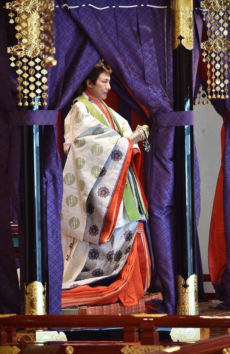 Kaiserin Masako.