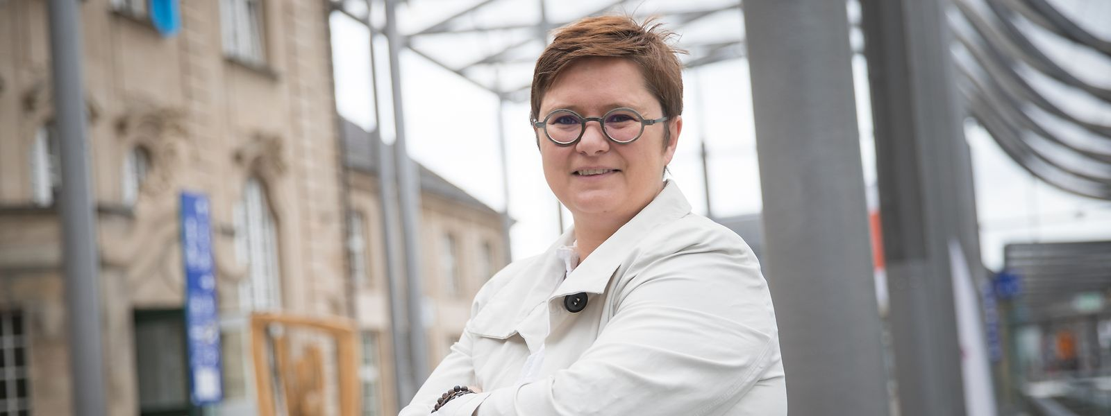 Für Mylène Bianchy geht es nicht nur darum, über Hygienemaßnahmen am Arbeitsplatz zu reden – sie müssen auch befolgt werden.