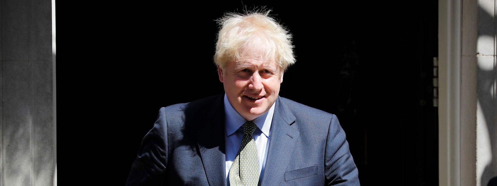 Hat der britische Premier Boris Johnson tatsächlich eine Strategie?