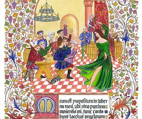 Musik und Tanz im Mittelalter