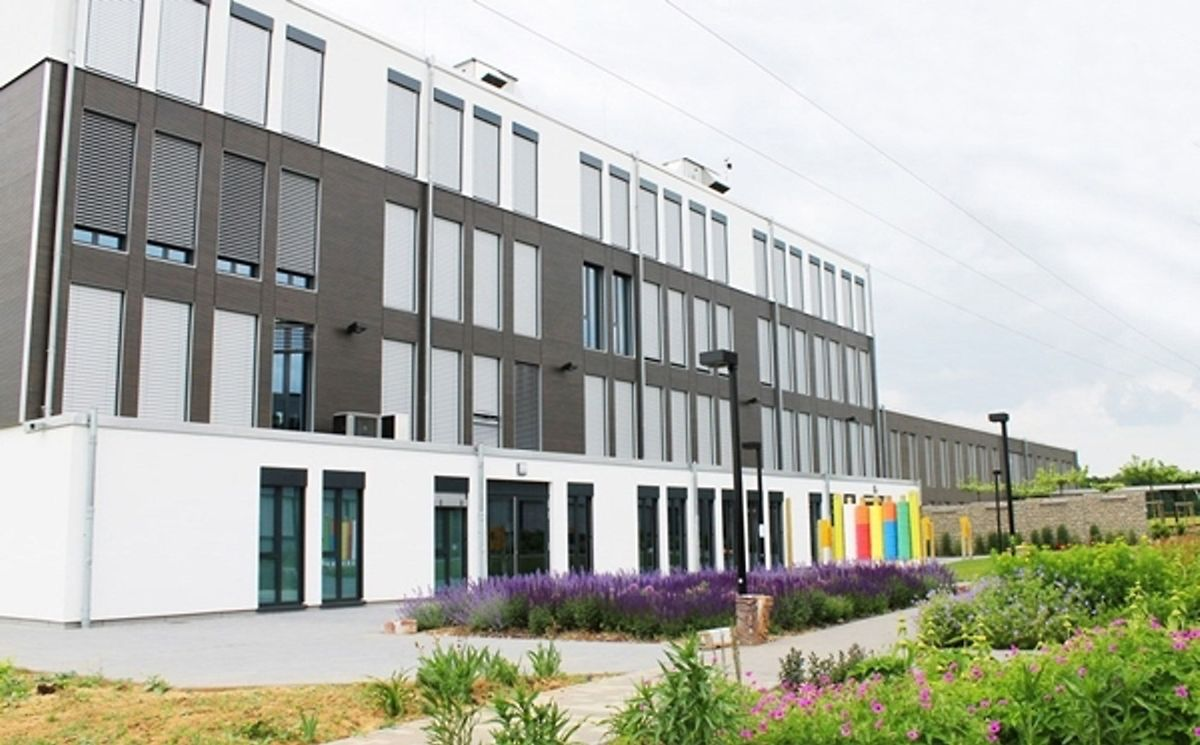St. George's International School is based in Hamm on Rue des Peupliers Photo: St. George's International School
