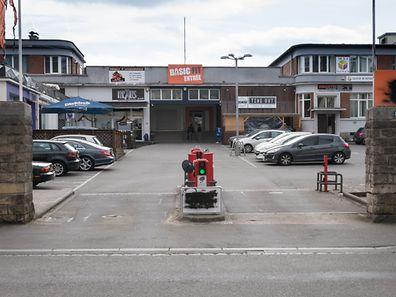 Auf dem Parkplatz in der Rue de Hollerich kam es in der Vergangenheit häufiger zu gewaltsamen Auseinandersetzungen.