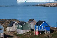 Idyllische Lage: Der ehemalige Immobilienmogul Trump will angeblich Grönland kaufen.