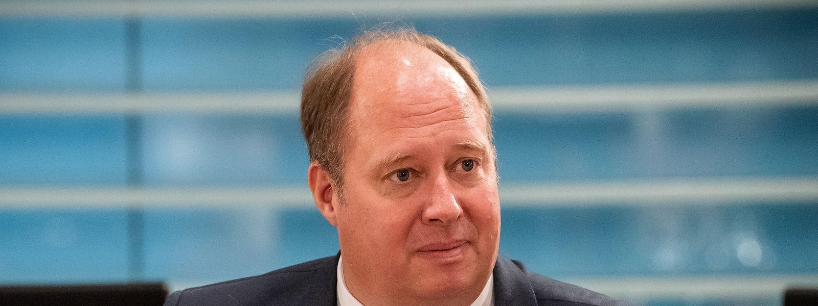 Helge Braun (CDU) ist Chef des Bundeskanzleramtes und Bundesminister für besondere Aufgaben.