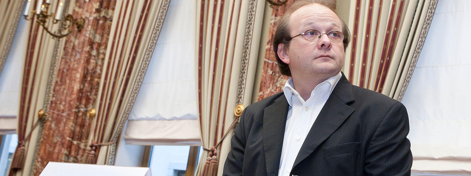 Frank Schneider musste im Zuge der Ermittlungen gleich mehrmals in der Chamber aussagen.
