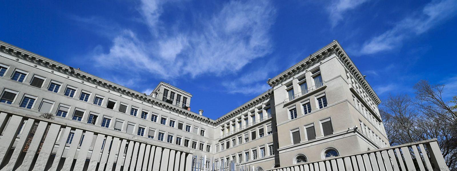 Der Hauptsitz der WTO in Genf.