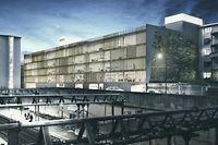 Le parking Neipperg sera plus moderne après travaux.