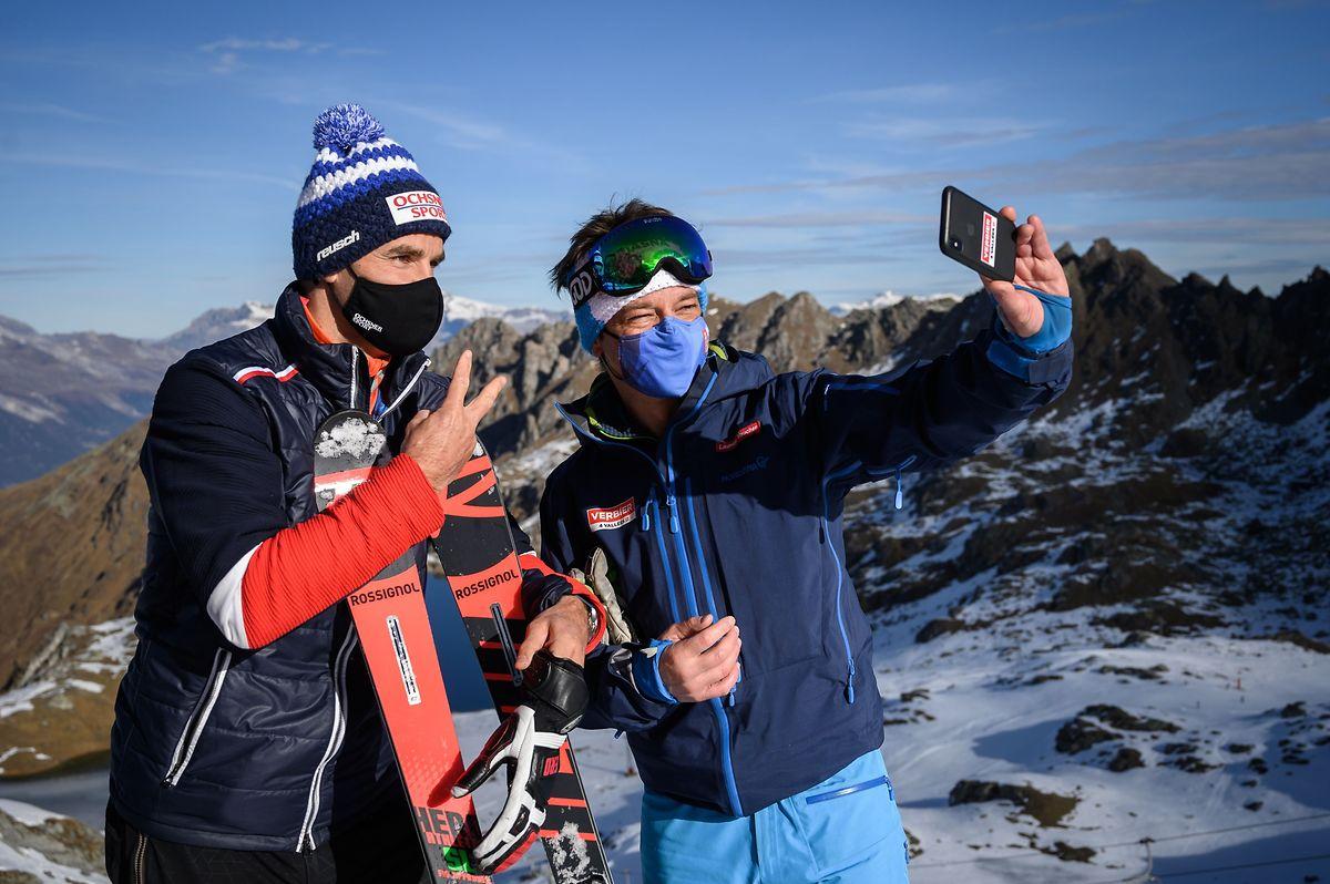 Corona könnte den Wintersportorten die Saison verageln.