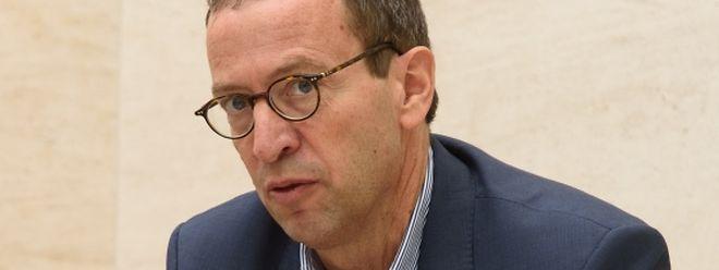 Laurent Loschetter, membre du Conseil d'administration du Mudam