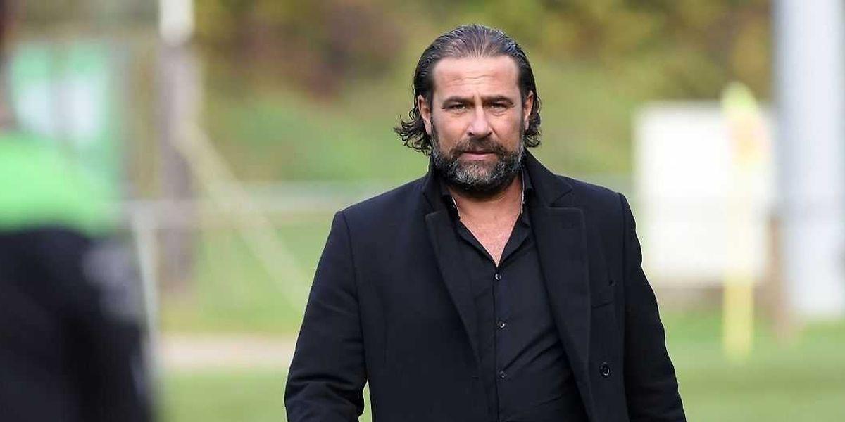 Mikhail Zaritski kann sich ein Leben ohne Fußball nicht vorstellen.
