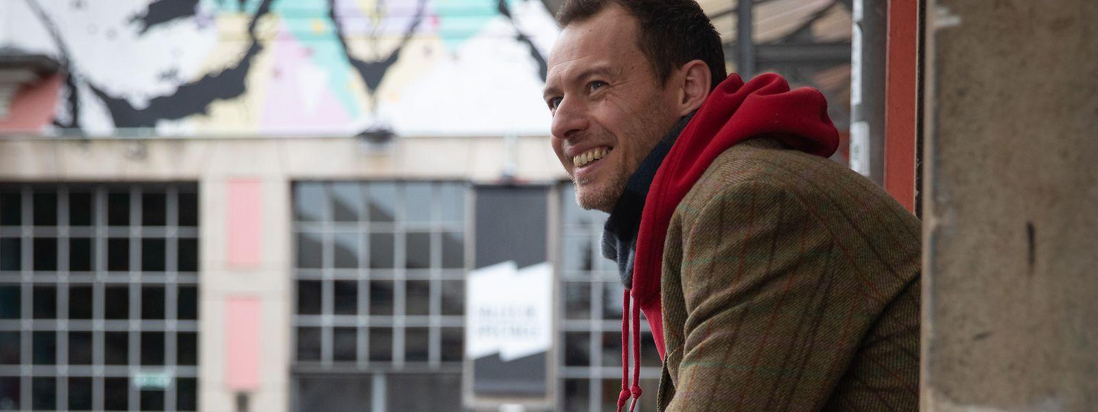 Marc Lis bringt Kreativität und Unternehmertum zusammen.