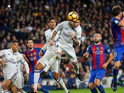 Sergio Ramos konnte unbedrängt den Ausgleichstreffer erzielen.