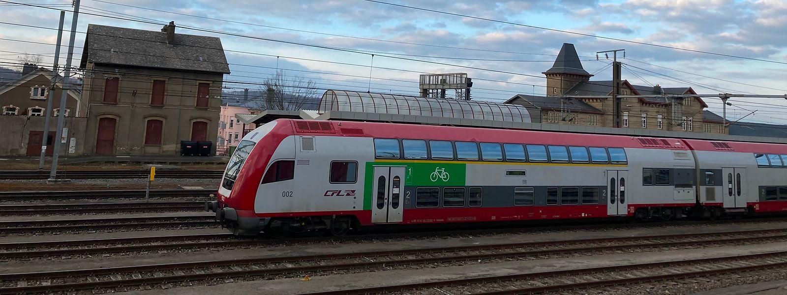 In Bezug auf den Aktionsplan gegen Lärm gab es in der Eisenbahnergemeinde Petingen offenbar keine einzige Beschwerde zum Zuglärm.