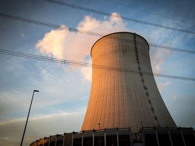 Centrale nucléaire Cattenom - Photo : Pierre Matgé