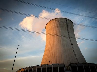News emerged on Monday that the building of unit 3 at Cattenom's nuclear power plant on the French side of the border with Luxembourg had been evacuated