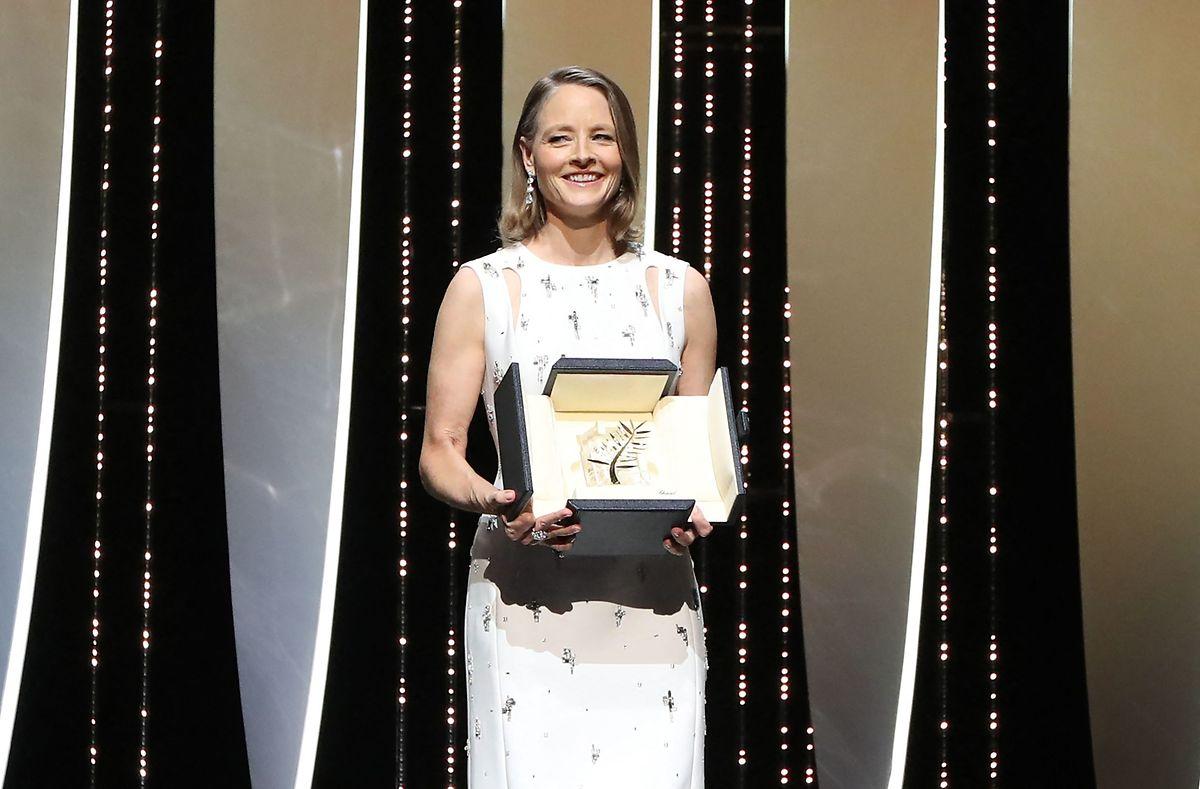 Jodie Foster erhielt jüngst in Cannes eine Goldene Palme für ihr Lebenswerk.