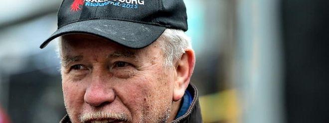 Bernhard Baldinger war im Dezember auch beim Cyclocross-Weltcup in Namur zu Gast.