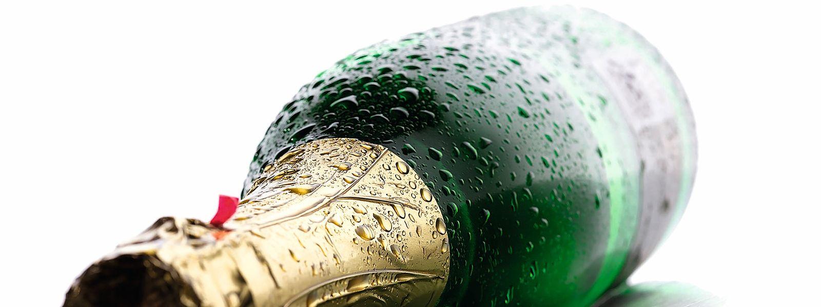 Jetzt für die Feiertage stellt man sich wieder die Frage: Champagner, Crémant oder Cava.