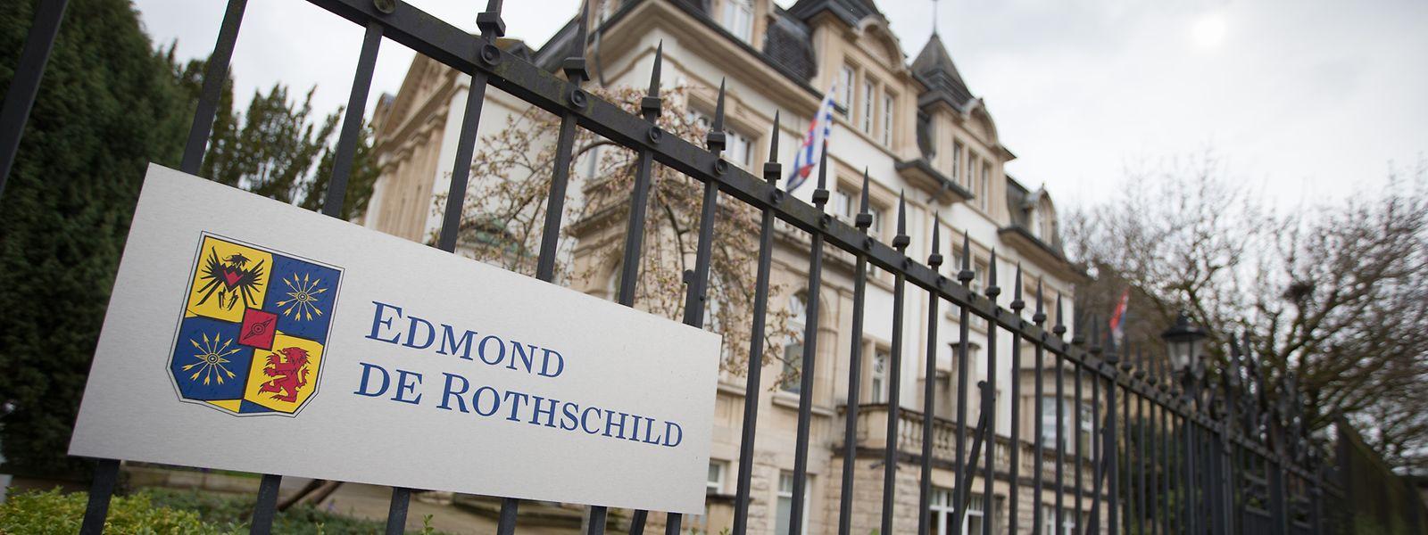 La banque privée Edmond de Rothschild quittera le Limpertsberg, en octobre 2020.