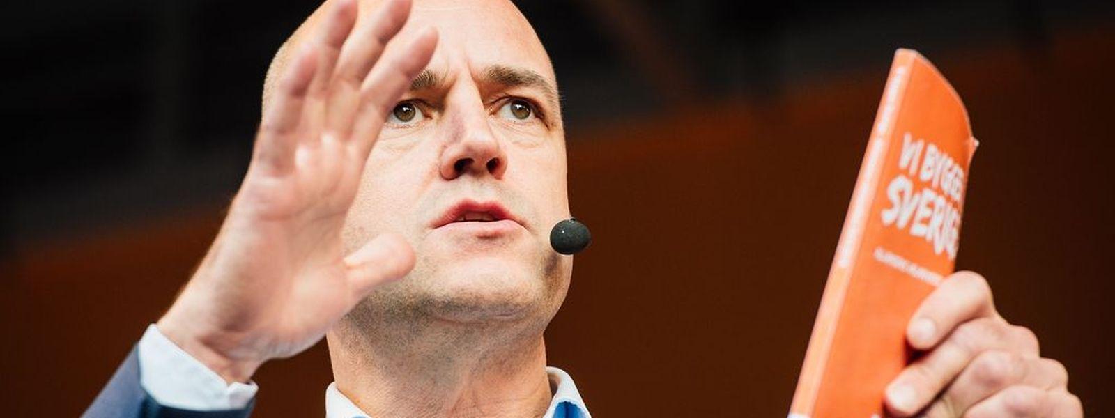 Noch-Regierungschef Fredrik Reinfeldt will am Montag sein Rücktrittsgesuch einreichen.