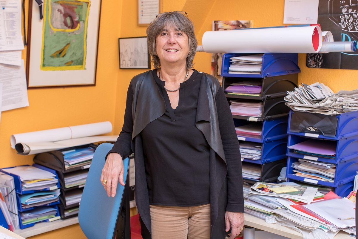 Laura Zuccoli, presidente da ASTI.