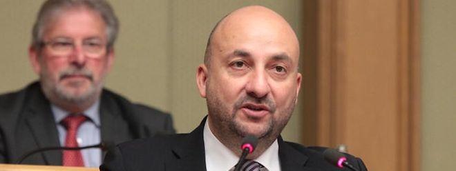 """Minister Etienne Schneider: """"Die Lage ist weniger dramatisch als im Ausland"""""""
