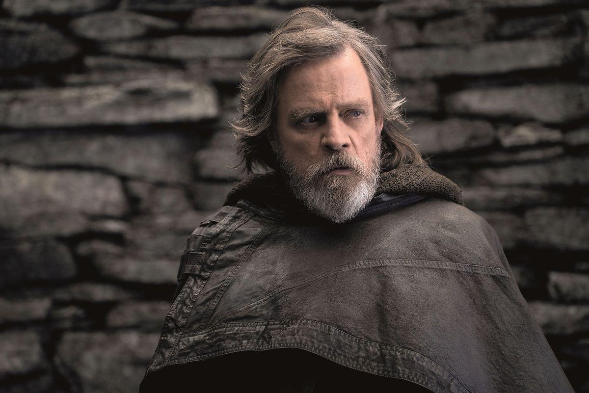 Mit 66 kehrt Mark Hamill zu seiner Paraderolle als Luke Skywalker zurück.
