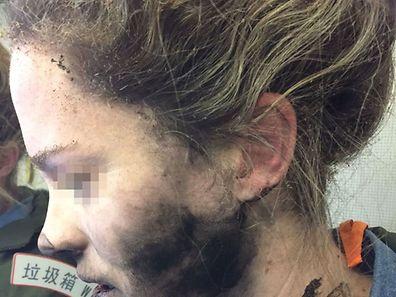 Cette photo avait été prise le 19 février 2017 par le Bureau australien de la sécurité des transports (ATSB) chargé de l'enquête.