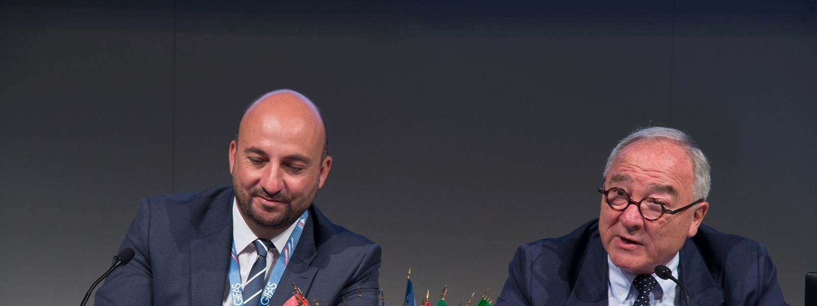 Etienne Schneider a lancé l'initiative sur les matériaux de l'espace. Jean-Jacques Dordain sera le leader du board de conseillers