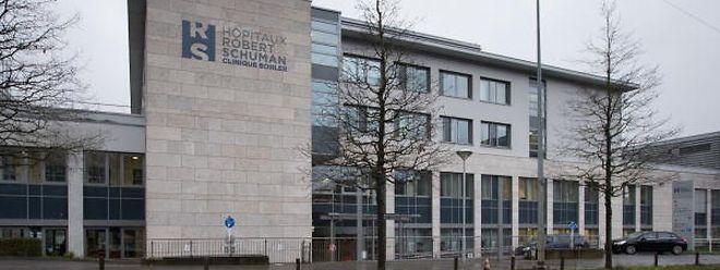 """Das Kirchberg-Krankenhaus gehört zu den vier Einrichtungen der Spitalgruppe """"Hôpitaux Robert Schuman""""."""