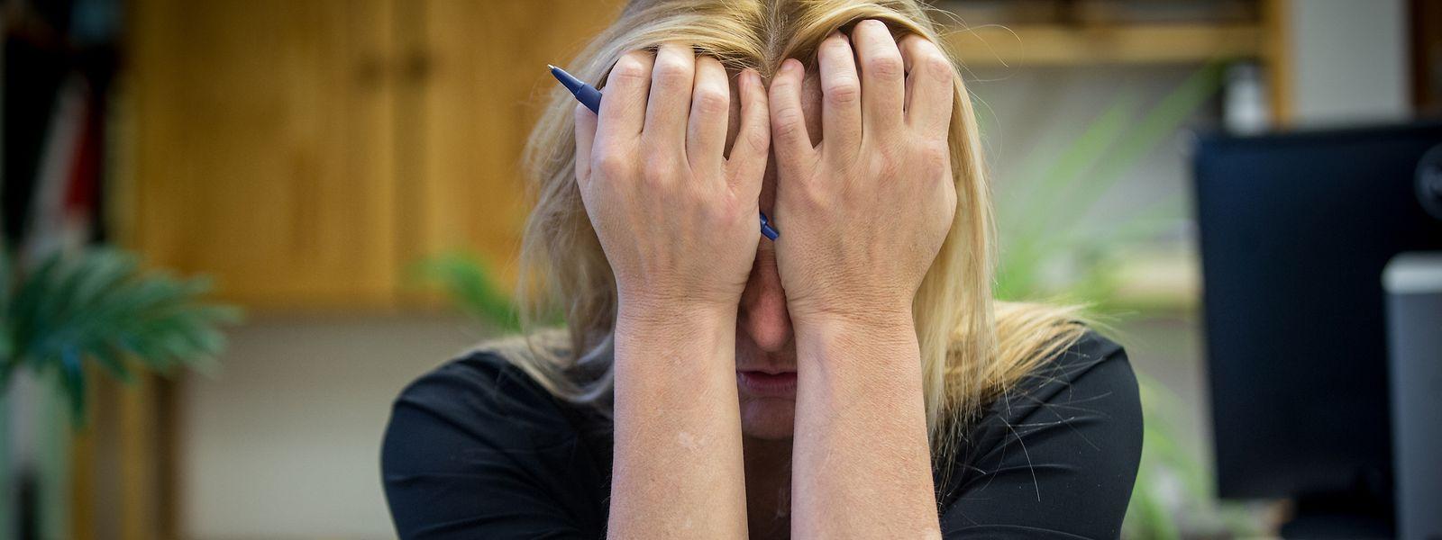 Zum Haareraufen: Méco-Chefin Blanche Weber verzweifelt am bisherigen Klima-Engagement von Blau-Rot-Grün.