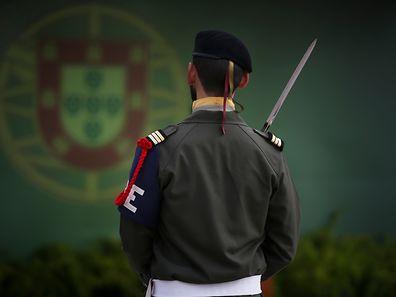 O Presidente da República, Marcelo Rebelo de Sousa, participa na cerimónia de comemoração do 98.º aniversário do Armistício da Grande Guerra, junto ao Monumento aos Combatentes do Ultramar, em Lisboa.