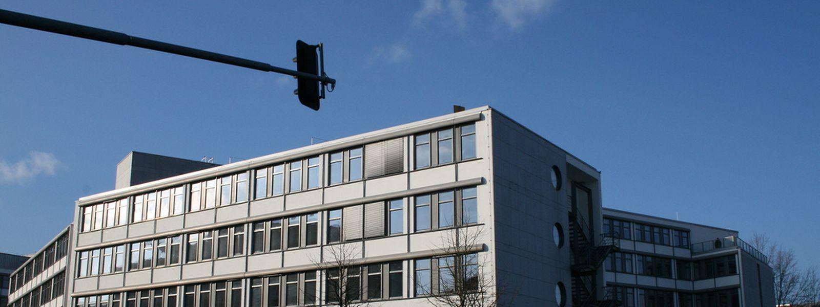 Das frühere Gebäude von PwC wartet auf neue Mieter.