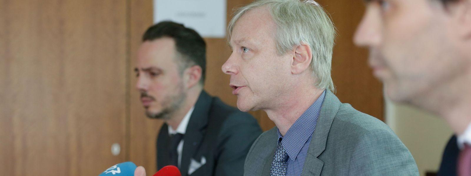 """AMMD-Präsident Dr. Alain Schmit sagte: """"Das System lässt nicht mehr zu, dass der Patient das bekommt, was er braucht."""""""