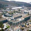Lycée du Nord -   Wiltz - Drone - Foto : Pierre Matgé/Luxemburger Wort