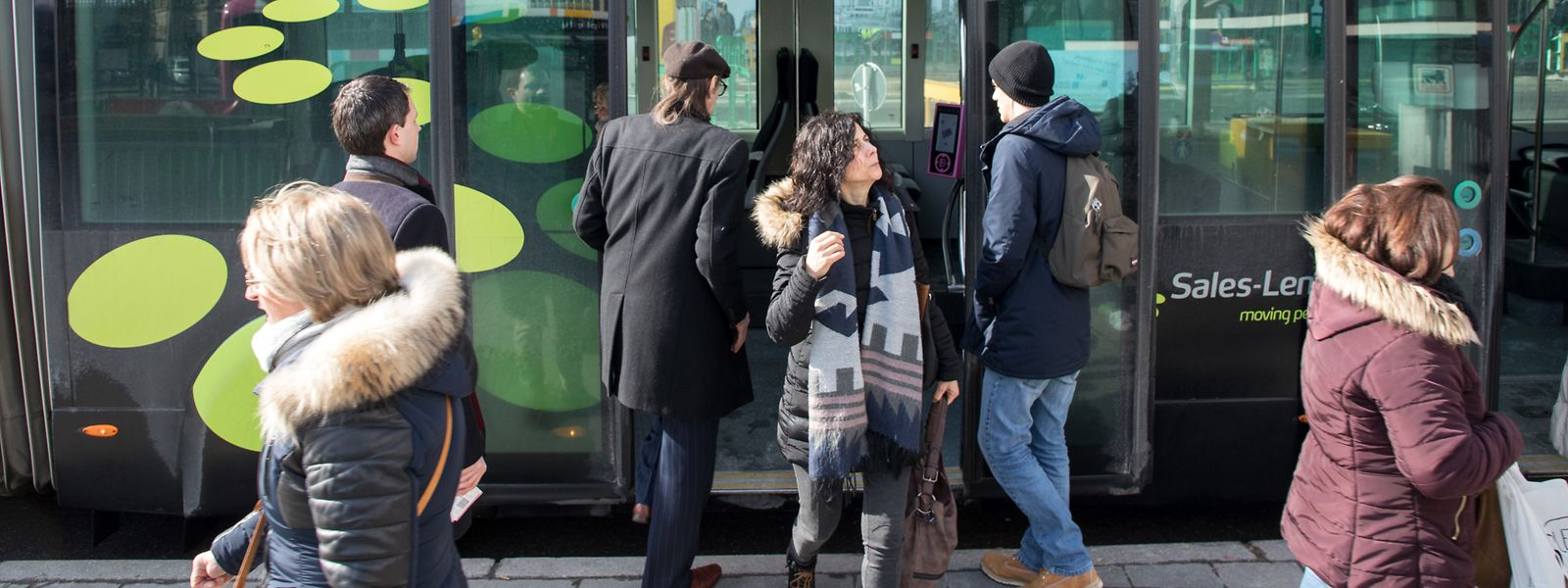 Bitte einsteigen: Vom 29. Februar an sind sämtliche öffentlichen Verkehrsmittel – Bus, Zug und Tram – in Luxemburg für alle Passagiere kostenfrei zugänglich.