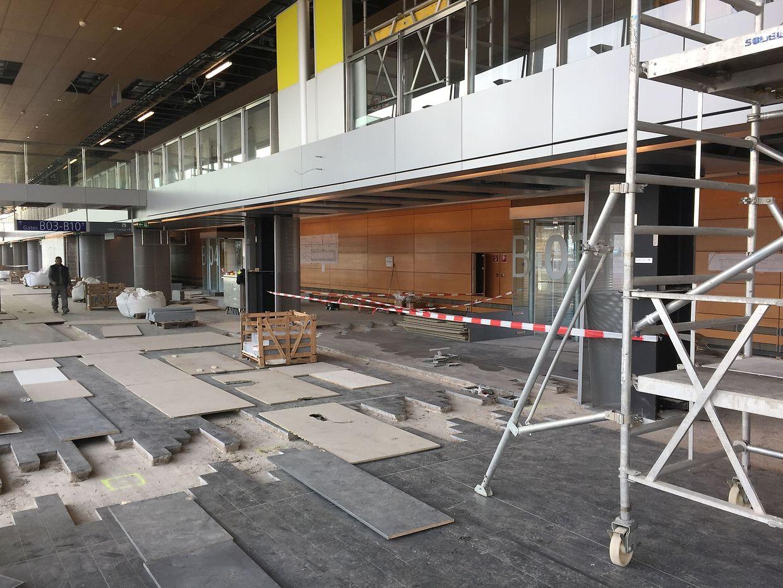 Am Freitag veröffentlichte die Betreibergesellschaft lux-Airport nun Fotos vom aktuellen Stand der Arbeiten.