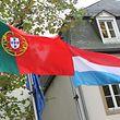 22.10.2014 Luxembourg, ville, place Clairefontaine, Visite Pedro Passos Coelho, premier ministre de la République portugaise visite le Luxembourg photo Anouk Antony