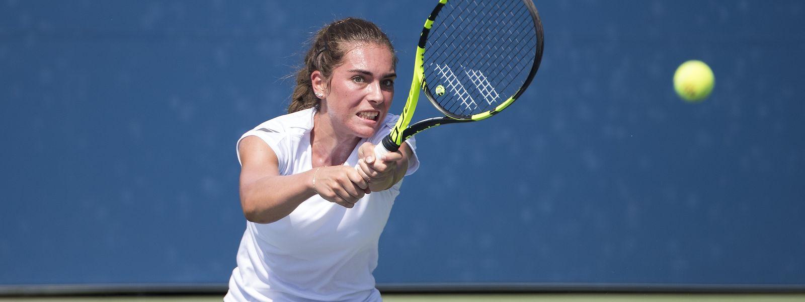 Für Eléonora Molinaro ist die Juniorinnenkarriere nun vorbei.