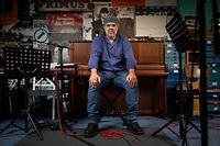 Kultur,ITV Serge Tonnar. Foto: Gerry Huberty/Luxemburger Wort