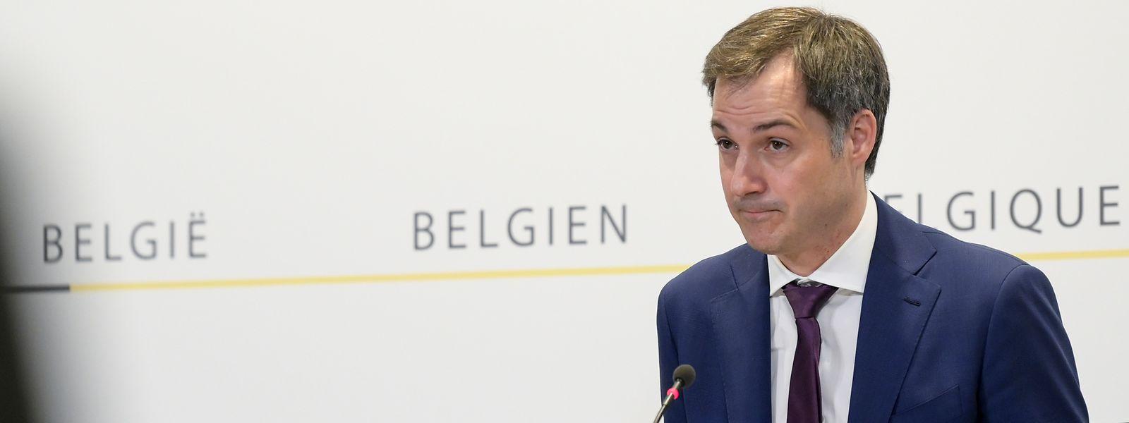 La nouvelle réforme portée par le gouvernement De Croo doit mettre en place «une répartition plus homogène et plus efficace des compétences».