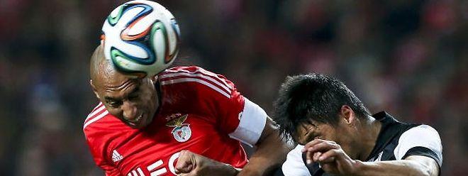 Benfica com teste difícil frente aos estudantes