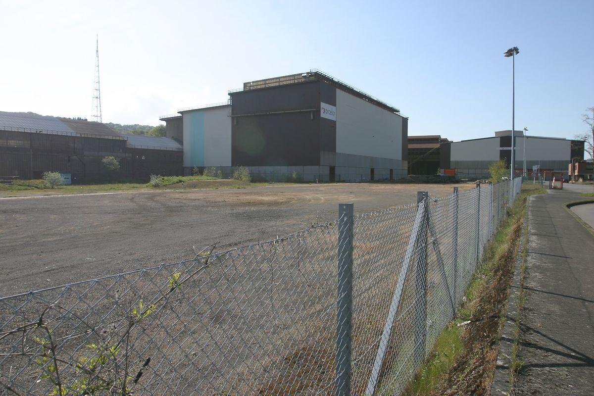 A terme, la gigantesque friche industrielle de 39 hectares de l'ancien laminoir à froid de Dudelange pourrait accueillir entre 850 et 1.000 logements pour près de 2.400 habitants.